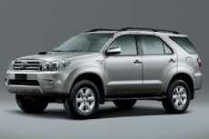 Toyota Hilux SW4 SRV