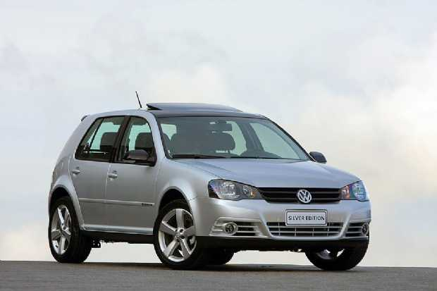Volkswagen Golf Silver Edition