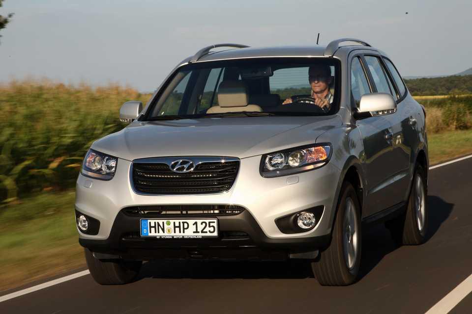 Hyundai Santa Fe 2011 Já Está No Brasil