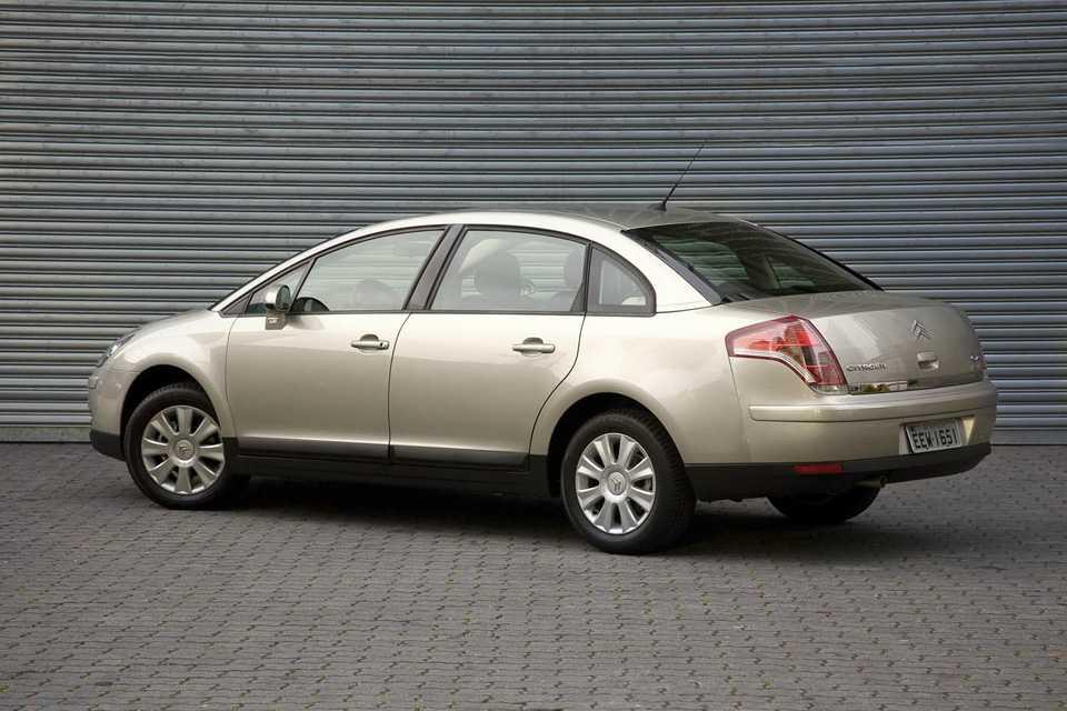 Citroën C4 Pallas Flex