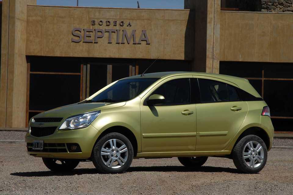 Chevrolet Agile Passa Por Recall Autoo