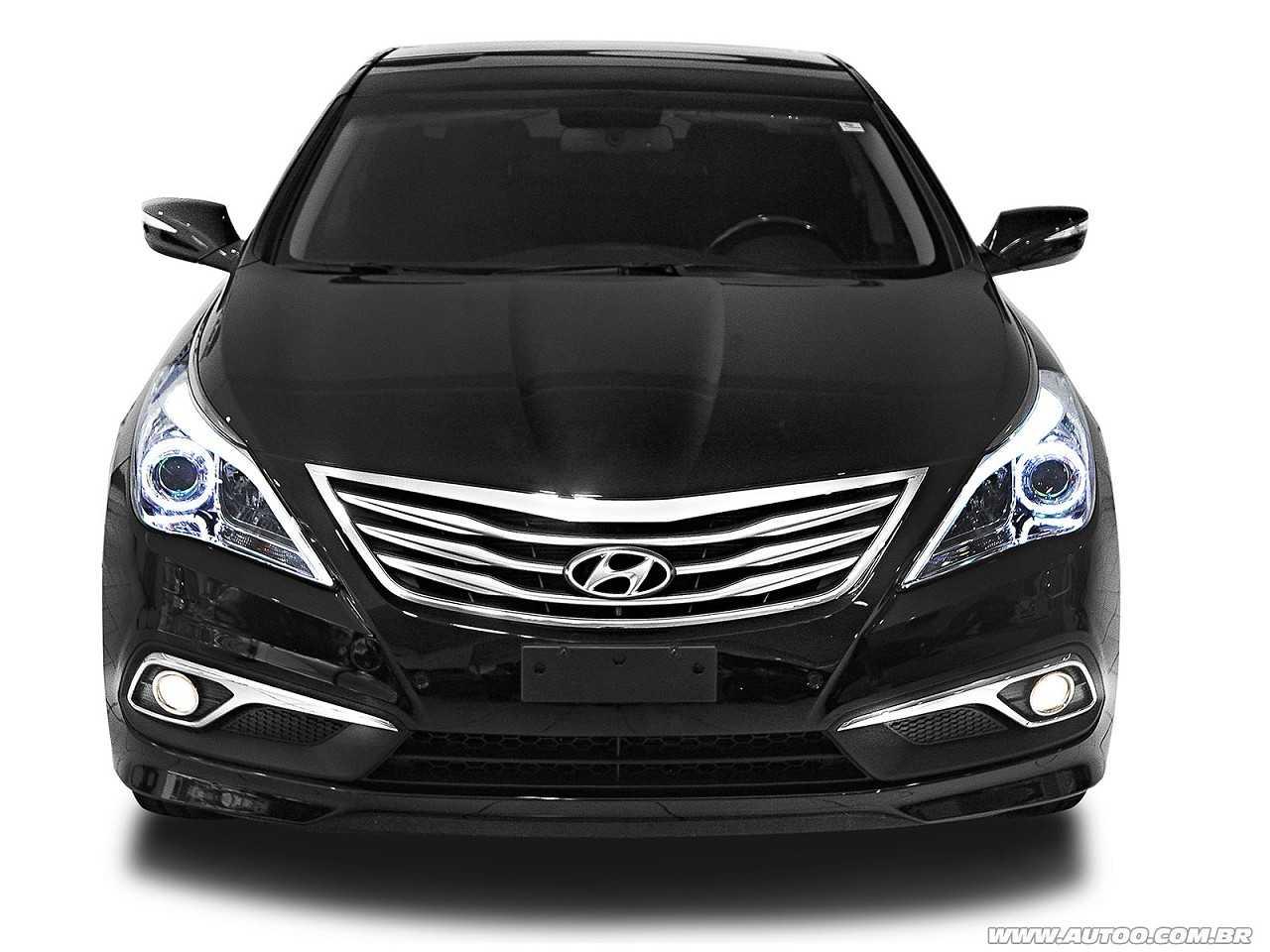 HyundaiAzera 2015 - frente