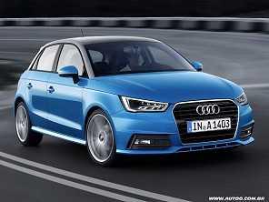 Próxima geração do Audi A1 estreia em 2018