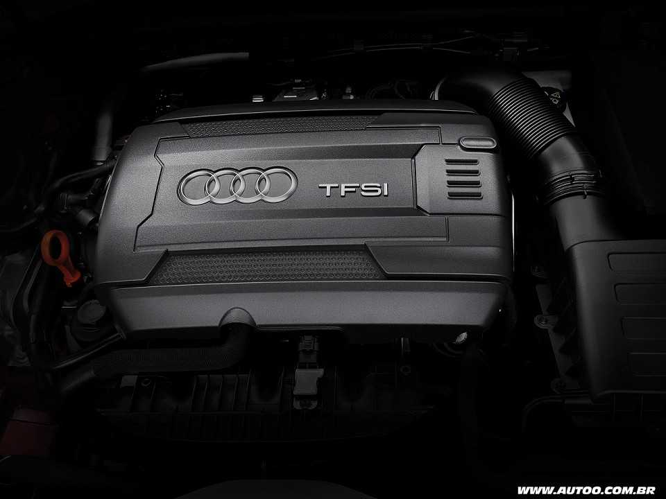 AudiA3 2016 - motor