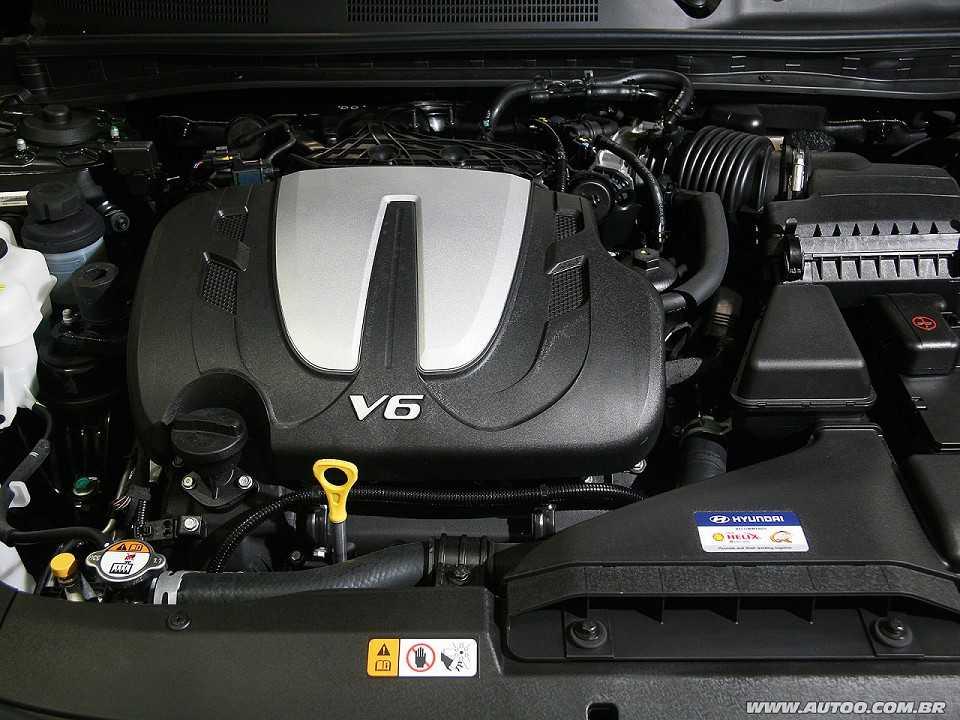 HyundaiAzera 2015 - motor