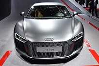 Novo Audi R8, com motor V10 de 540 cv e faróis de laser