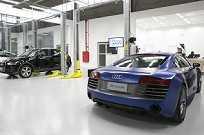 Centro de Treinamento e Competência Tecnológica da Audi