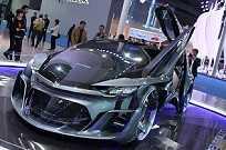 Conceito FNR é destaque da Chevrolet em Xangai