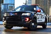 Ford Interceptor Utility: primeiro SUV de perseguição policial