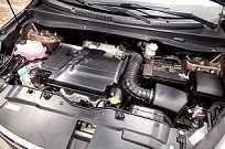 O motor 2.0 16V VVT rende até 160 cv com etanol