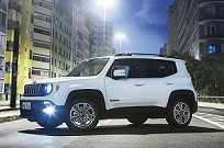 O jipinho na versão Longitude também pode ser equipado com o motor turbodiesel, este sai por R$ 109.990