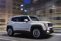 O Jeep Renegade chega ao mercado no início de abril para reinventar o segmento dos utilitários-esportivos