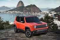 Para a Jeep, o Renegade representa uma nova era, para o segmento também