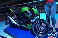 A aguardada Kawasaki Z300 chega em julho