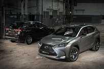 O NX 200t representa uma nova fase para a consolidação da Lexus no mercado nacional