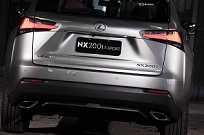 A Lexus quer quintuplicar suas vendas no Brasil com a chegada do NX 200t