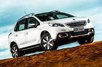O SUV 2008 dará ânimo à Peugeot para enfrentar a concorrência