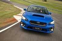 Subaru WRX STI: não brinque com ele