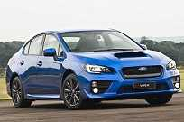 Abertura no capô não é enfeite, diz a Subaru