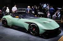 Apenas 24 unidades do Aston Martin Vulcan serão produzidas