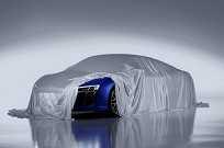 Teaser da segunda geração do Audi R8