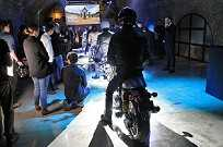 Lançamento da nova Bonneville na Inglaterra: moto clássica em alta