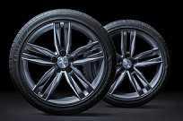 As novas rodas do Camaro 2016
