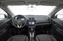 Chevrolet Cobalt Graphite 2016