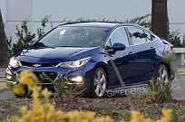 Novo Chevrolet Cruze americano terá visual mais esportivo que a versão chinesa