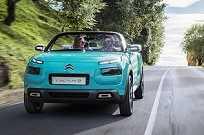 Citroën C4 Cactus M concept