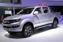 A nova Toyota Hylux chegou antes na China?! Não, espera...