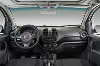 Fiat Palio Sporting Blue Edition