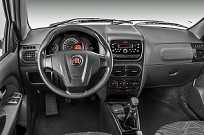 Fiat Siena EL 2016