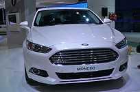 Ford Mondeo, ou  Fusion para os brasileiros