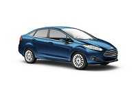 Ford New Fiesta Sedan 2016