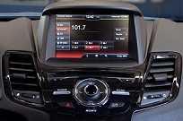 Ford New Fiesta Sedan Titanium Plus