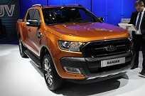 Ford Ranger 2016 em versão para os europeus