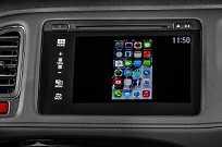 A central multimídia da versão EX-L pode espelhar o celular em sua tela, mas não é possível operá-lo de lá