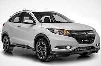 Honda HR-V EX-L é denunciado pelas maçanetas cromadas
