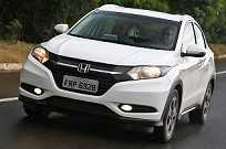 Expectativa da Honda é vender 50 mil HR-Vs em 2015, mesmo com crise