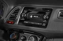 Sistema de áudio do HR-V LX é incentivo a comprar outra versão mais cara