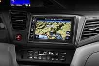 O GPS é integrado com as informações de trânsito das principais capitais do país – inicialmente, São Paulo, Rio de Janeiro, Brasília e Belo Horizonte