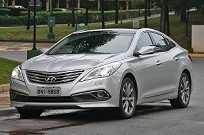 New Azera: sedã da Hyundai parece que voa