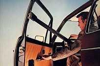 Os cintos automáticos foram uma tentativa de tornar seu uso maior nos Estados Unidos