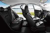 Nissan revela interior do Versa nacional
