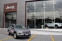 Lojas da Jeep venderão o Renegade e algumas outros modelos da linha