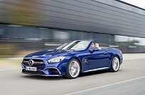 Mercedes-Benz SL 2017