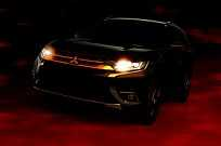 Teaser do Mitsubishi Outlander 2016