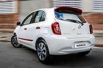 Nissan March Colors