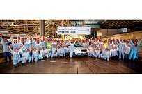 Peugeot 2008 na fábrica de Porto Real (RJ)